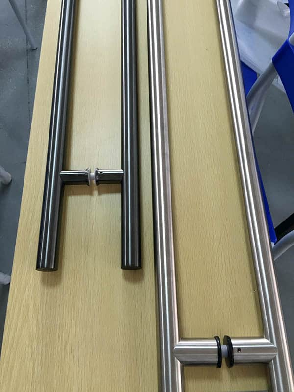 Architectural Hardware Glass Door Handles T Concepts