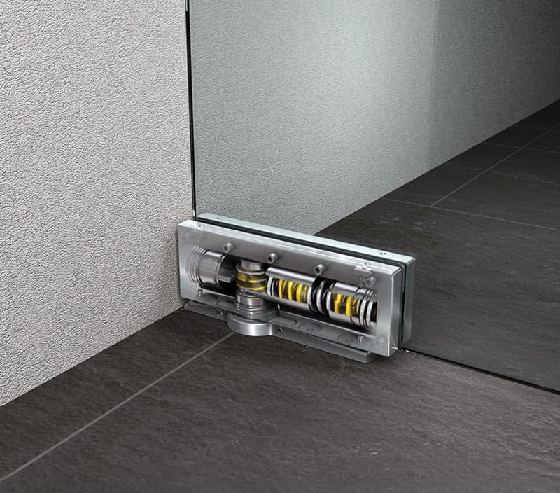 To Enlarge Images And See More Details About Biloba Unica Glass Door Closer Hinges